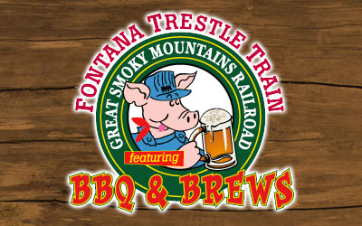 Fontana Trestle Train BBQ & Brews – May 2018 @ Great Smoky Mountains Railroad  y  | Bryson City | North Carolina | United States
