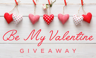 Be My Valentine Giveaway