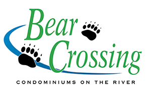 Bear Crossing Condos On The River logo