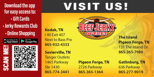 Ad - Beef Jerky Experience: Click to visit website