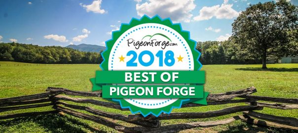 Best Of Pigeon Forge 2018