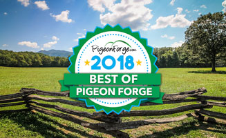 Best Of Pigeon Forge 2018 Voting