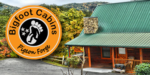 Ad - Bigfoot Cabins: Click for website