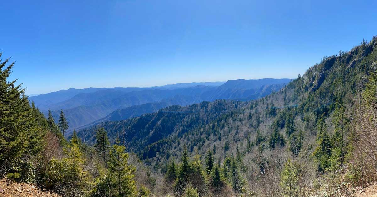 Boulevard Trail (Mt. LeConte)