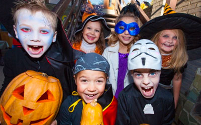 Boo! At The Zoo: Click for event info.