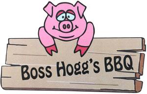 Boss Hogg's BBQ logo