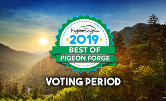Vote For The Best Of Pigeon Forge 2019