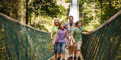 Activities at Foxfire Mountain Adventure Park: Click to visit page.