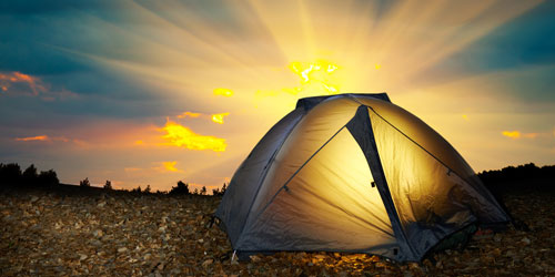 Types Of Campgrounds: Click to visit page.