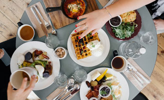 Top Brunch and Dinner Places for Easter in the Smokies