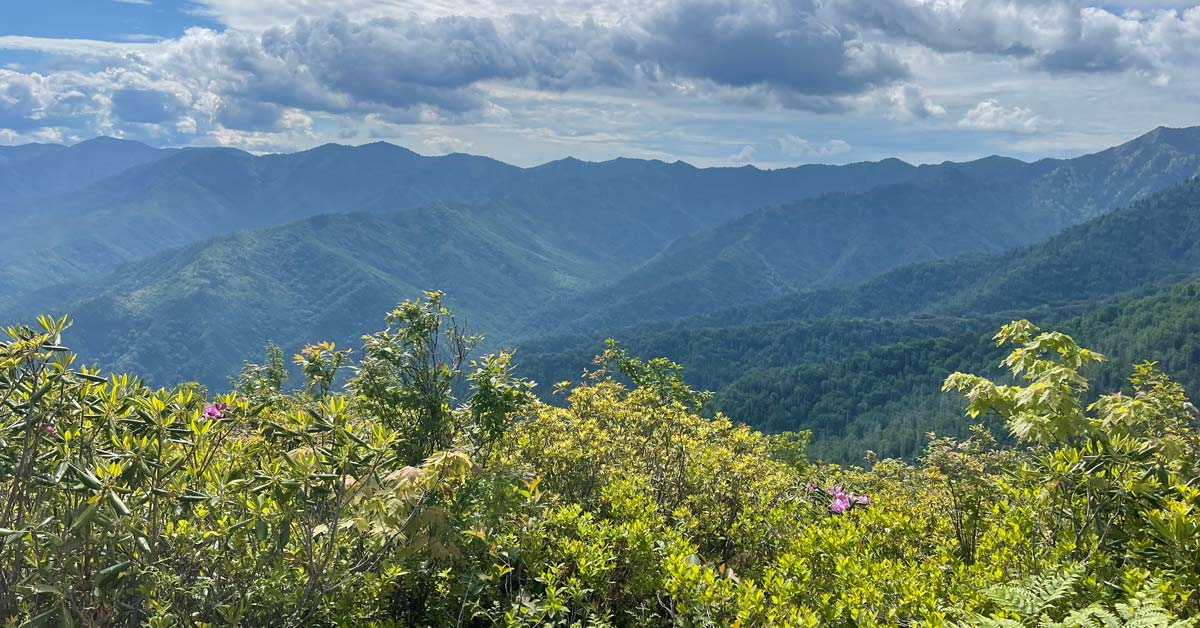 Click to open Short Hikes In The Smokies: Under 10 Miles Round Trip post