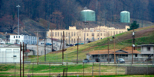 Brushy Mountain State Prison by Michael Hodge