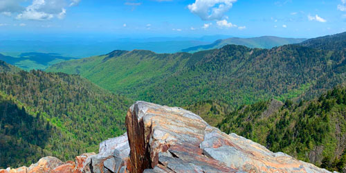 Appalachian Trail To Charlies Bunion: Click to visit page.