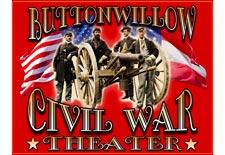Buttonwillow Civil War Theater logo