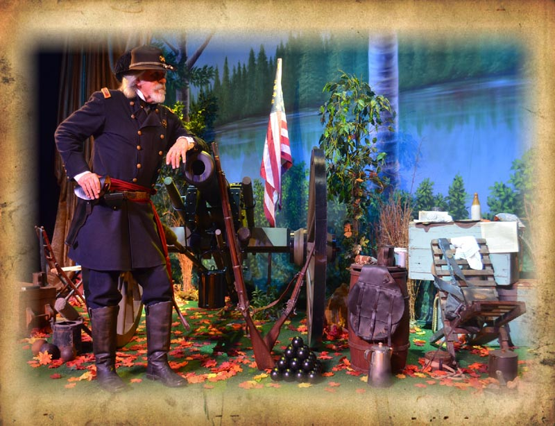 Buttonwillow Civil War Theater Pigeon Forge Tennessee