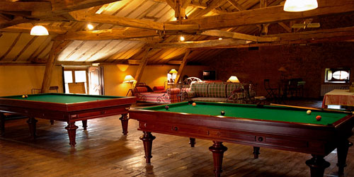 Pigeon Forge Cabins With Game Room: Click to visit page.