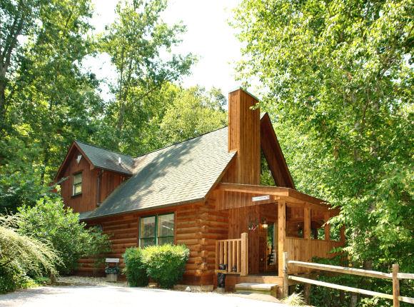 Oak Haven Resort Amp Spa Pigeon Forge Cabin Rentals
