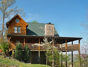 oak haven resort spa pigeon forge cabin rentals