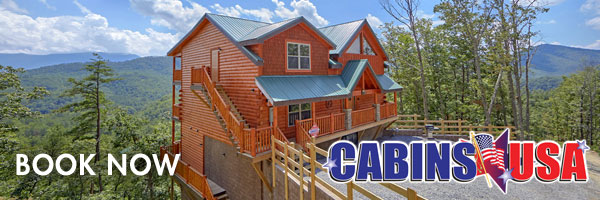 Ad - Cabins USA: Click to book now.