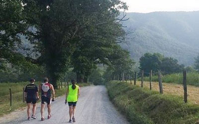 Cades Cove Group Run/Walk and Pancake Breakfast: Click for event info.