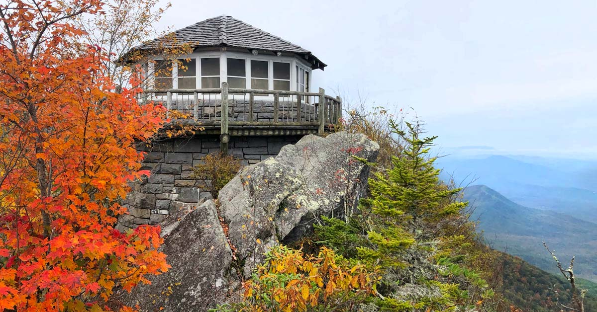 Click to open Mount Cammerer: The Hike & The History post