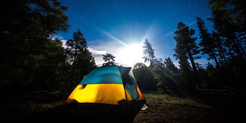 Types Of Campgrounds In The Smoky Mountains: Click to visit page.