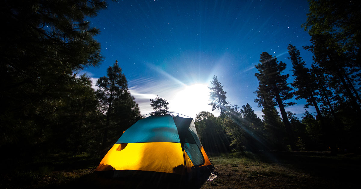 Camping In The Smoky Mountains | Pigeon Forge & Smoky ...