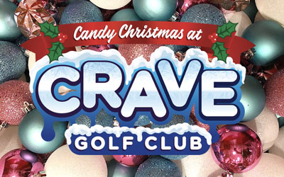 Candy Christmas.Candy Christmas At Crave Golf Club Pigeonforge Com