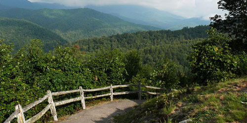 Scenic Routes Through the Smokies