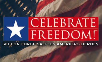 Pigeon Forge Military Discounts For Celebrate Freedom Month