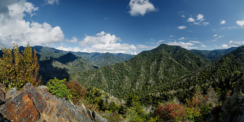 Top Scenic Views In The Smokies: Click to visit page.