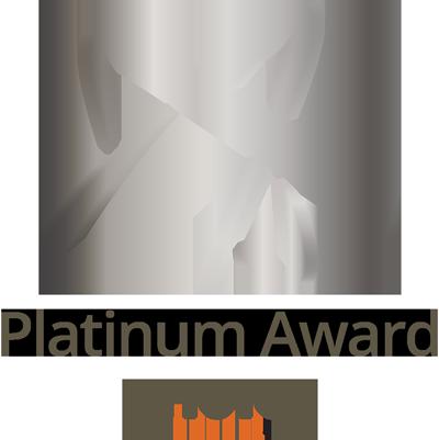 Choice Hotels Platinum Award