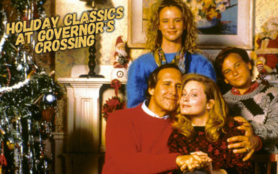 Christmas Vacation At Governor's Crossing: Click for event info.