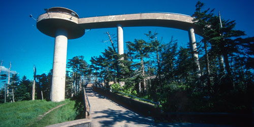 Clingmans Dome in 2003