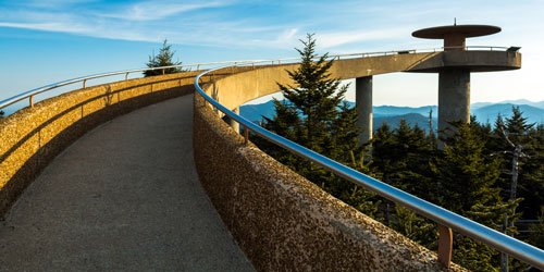 Clingmans Dome: Click to visit page.