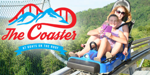 Ad - The Coaster At Goats On The Roof: Click to visit website.