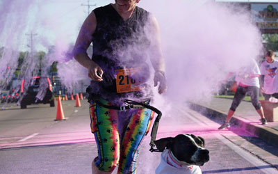 Color Me Mutt 5K: Click for event info
