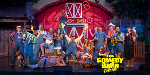 The Comedy Barn Theater