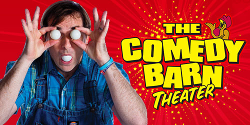 Ad - The Comedy Barn Theater: Click to visit website