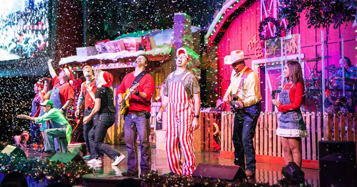 Christmas Shows In Pigeon Forge: Click to read more