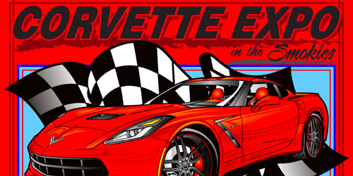 pigeon forge corvette expo