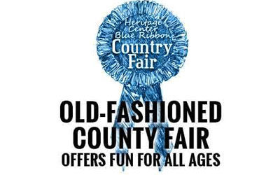 Blue Ribbon Country Fair: Click for event info.