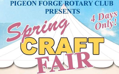 Spring Craft Fair: Click for event info