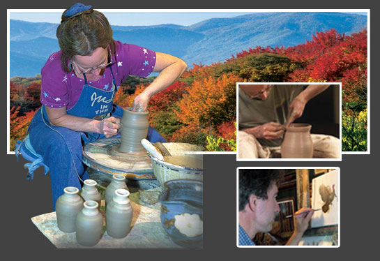 Fall Gatlinburg Craftsmen's Fair @ Gatlinburg Convention Center | Gatlinburg | Tennessee | United States