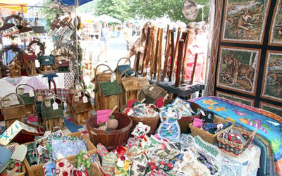 Gatlinburg Craftsmen's Fair: Click for event info