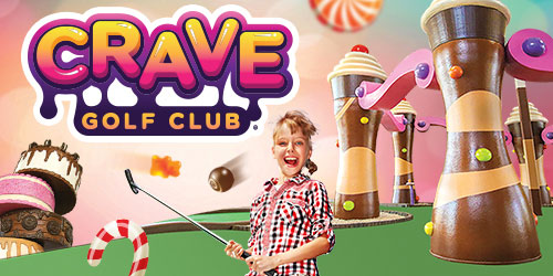 Ad - Crave Golf Club: Click to visit website