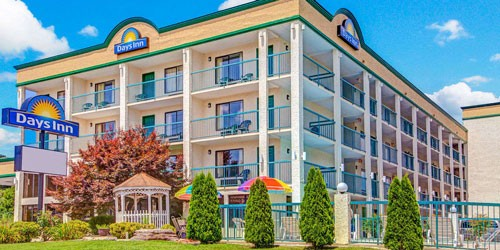 Days Inn Kodak Sevierville Interstate Smoky Mountains