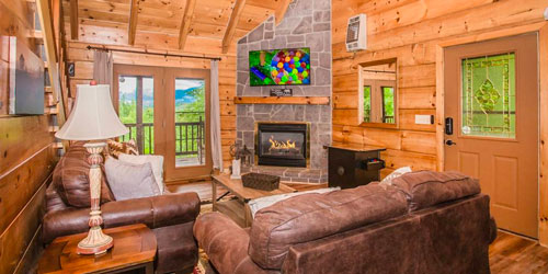secluded cabin rentals