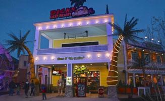 Dick's Last Resort Restaurant and Bar!