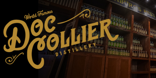 Ad - Doc Collier Distillery: Click to visit website.